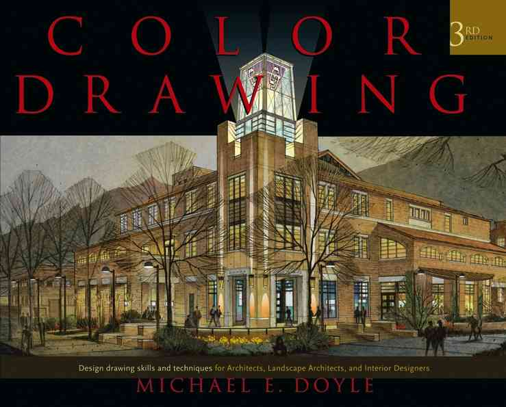 Color Drawing By Doyle, Michael E.